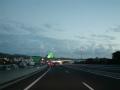 南風原高速道からの風景1