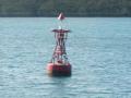 伊江島へ向かう船内からの風景11