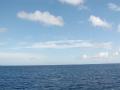 伊江島へ向かう船内からの風景12