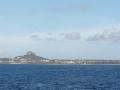 伊江島へ向かう船内からの風景13