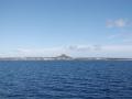 伊江島へ向かう船内からの風景14