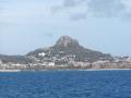 伊江島へ向かう船内からの風景15