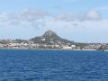 伊江島へ向かう船内からの風景17