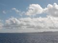 伊江島へ向かう船内からの風景19
