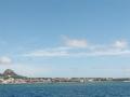 伊江島へ向かう船内からの風景21