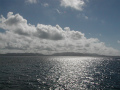 伊江島へ向かう船内からの風景24