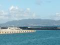 伊江島へ向かう船内からの風景27