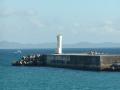 伊江島へ向かう船内からの風景28