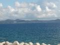 沖縄県本部町の海と空1