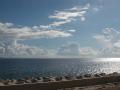 沖縄県本部町の海と空3